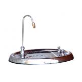 龍泉牌   嵌入式不鏽鋼飲水台
