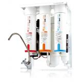 彩鋼架殺菌型逆滲透純水機